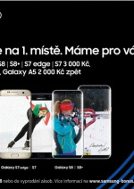 CASH BACK od Samsungu